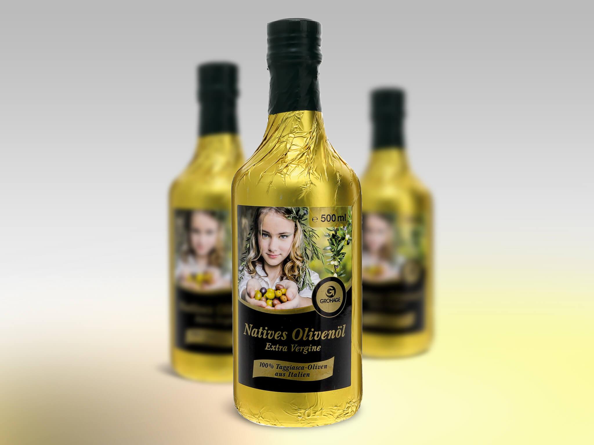 Grohage Geschenkebox Olivenöl