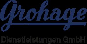 Logo: Grohage Dienstleistungen